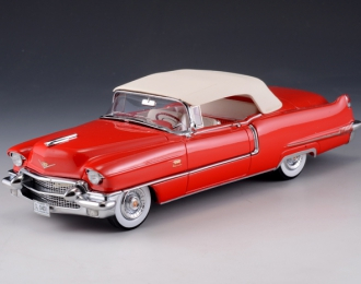 CADILLAC Series 62 Convertible (закрытый) 1956 Red