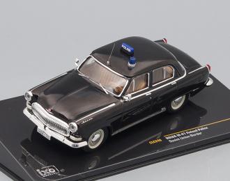Горький 21С  Poliisi полиция Финляндии (1965), black