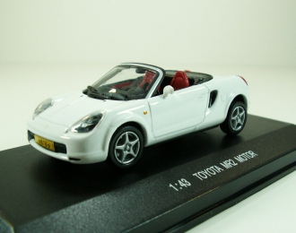 TOYOTA MR2 Motor, white