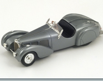 BUGATTI 57S Roadster derain (1936), grey