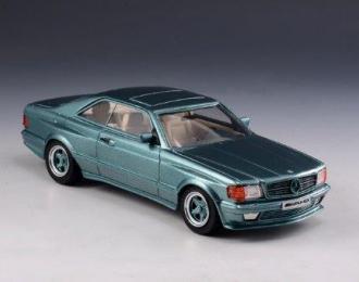 MERCEDES-BENZ AMG C126 6.0 (W126) 1984 Green