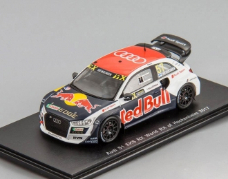 Audi S1 EKS RX World RX of Hockenheim 2017 Toomas Heikkinen