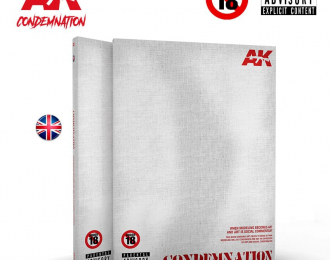 Книга Condemnation Re-Edited Edition (Limited Edition) (Английский язык)