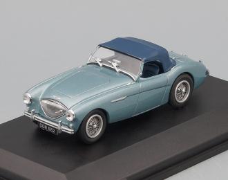 AUSTIN-HEALEY 100 BN1 (1953), healey blue