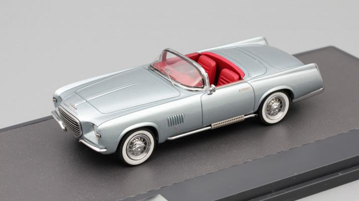 CHRYSLER Ghia Falcon 1955, silver