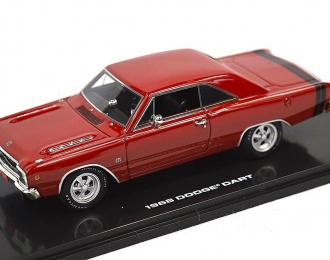DODGE Dart GTS (1968), charger red