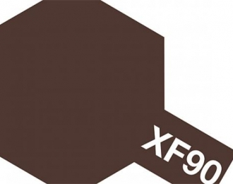 XF-90 Red Brown 2 (Красно-коричневая) акрил. 10мл.