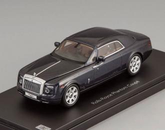 ROLLS-ROYCE Phantom Coupe, darkest tungsten