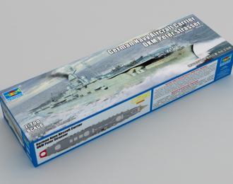 Сборная модель German Navy Aircraft Carrier DKM Peter Strasser