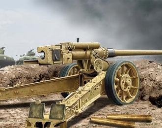 Сборная модель Противотанковое орудие 12,8cm Kanone (К 81/2)
