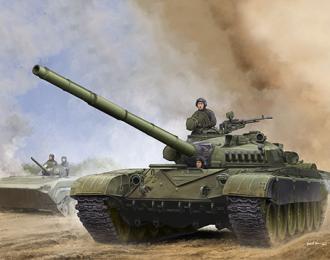 Сборная модель T-72A Mod 1979
