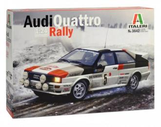 Сборная модель Автомобиль AUDI QUATTRO RALLY