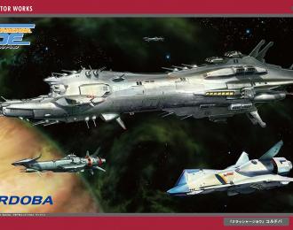 Сборная модель Корабль Crusher Joe Cordoba