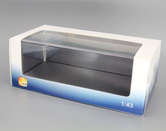 Прозрачный бокс для моделей GLM (190*95*65)