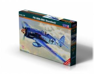 """Сборная модель Самолет Fw-190A8R8 """"Sturmbock"""""""