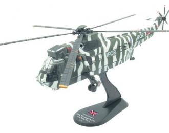 Westland Sea King HC.4, Helikoptery Świata 8
