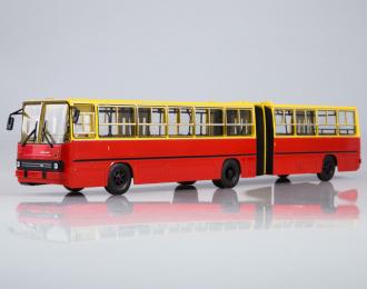 IKARUS 280, красно-жёлтый