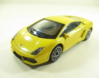 (Уценка!) LAMBORGHINI Gallardo LP560-4, yellow