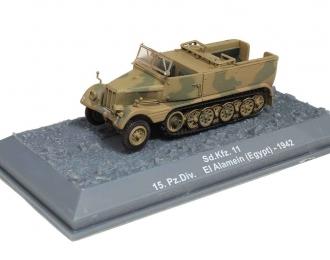 Leichter Zugkraftwagen 3t (Sd.Kfz. 11), 15. Pz.Div., Egypt (1942)