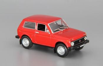 ВАЗ 2121 Нива, Автолегенды СССР. Лучшее 20, красный