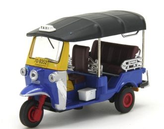 Tuk Tuk Bangkok (1980), Taksowki Swiata 7, blue