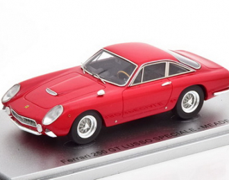 Ferrari 250GT Lusso ch.4857gt Speciale Coupe - 1963 (red)