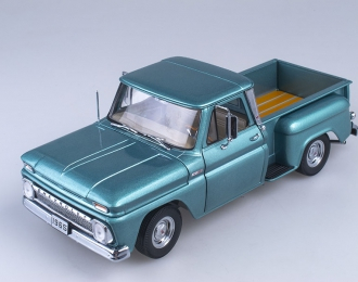 CHEVROLET PICK-UP C-10 STEPSIDE 1965, Turquoise