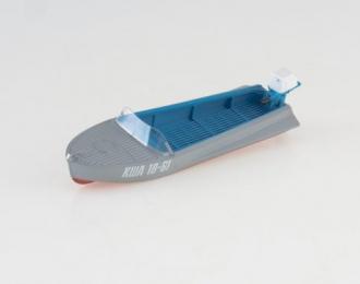 Лодка Казанка-М с ПЛМ Вихрь-23Р (с подставкой)