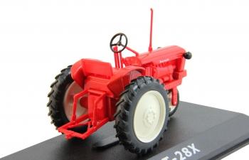 Т-28Х, Тракторы 39, красный