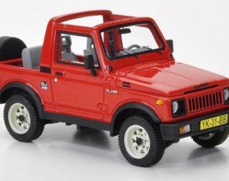 SUZUKI SJ410 (внедорожник 4х4) 1985, Red