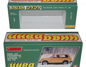 Коробка АГАТ для Волжский автомобиль 2121 (репринт)