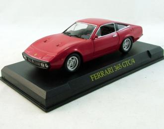 FERRARI 365 GTC/4, Ferrari Collection 46, red