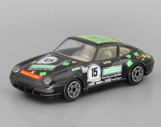 PORSCHE 911 Carrera Cup #15 (cod.4195), black