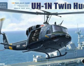 Сборная модель Самолет UH-1N Twin Huey