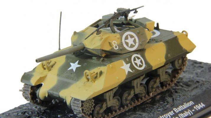 M-10 601st Tank Destroyer Battalion Armored Division Anzio Italy (1944), Автомобиль на Службе Спецвыпуск