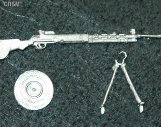 (KIT) Пулемет ДП Дегтярев пехотный обр.1927 г.