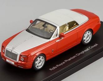 ROLLS-ROYCE Phantom Drophead Coupe, red