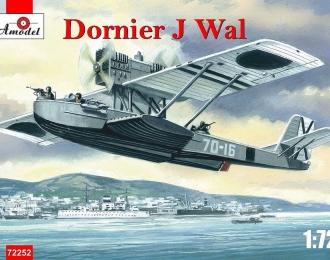 Сборная модель Немецкая летающая лодка Dornier Do J Wal (испанский вариант)