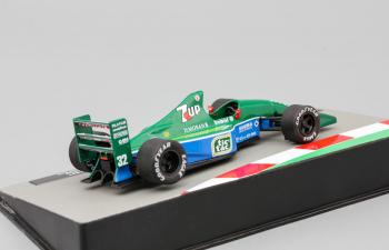 JORDAN 191 - Михаэль Шумахер (1991), Formula 1 Auto Collection 46