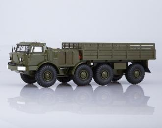 ЗИЛ-135ЛМ бортовой, хаки