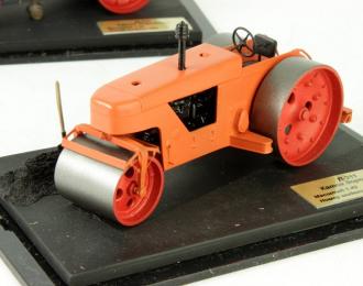 Каток дорожный Д-211 (оранжевый чистый)