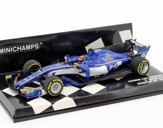 SAUBER F1 TEAM FERRARI C36 - P.WEHRLEIN-BAHRAIN  GP 2017
