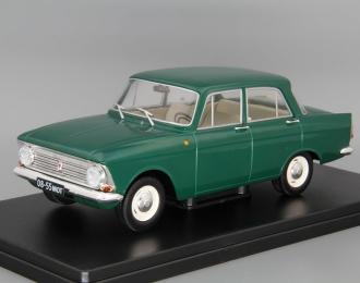 МОСКВИЧ 408, Легендарные советские автомобили 6, зеленый