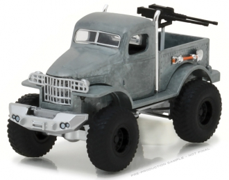 DODGE Military 1/2 Ton 4x4 Pick Up (1941), silver