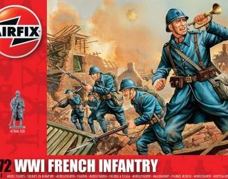 Сборная модель Французская пехота (Вторая мировая война)