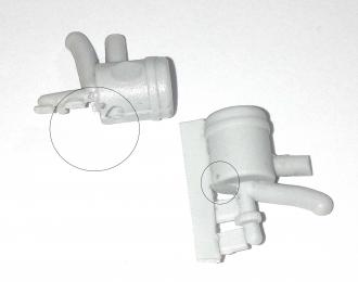 (Уценка!) Воздушный фильтр для грузовиков, 2 шт.