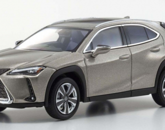 """Lexus UX200 """"version L"""" (sonic titanium)"""