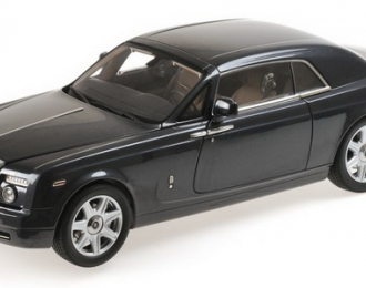 Rolls-Royce Phantom Coupe (darkest tungsten)