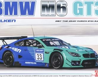 Сборная модель BMW M6 GT3 Falken Motorsports #33