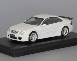 MERCEDES-BENZ AMG CLK-Class Coupe DTM C209 (2005), white